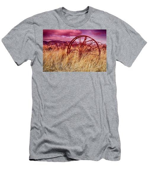 Dangberg Home - Farm Machinery Men's T-Shirt (Athletic Fit)