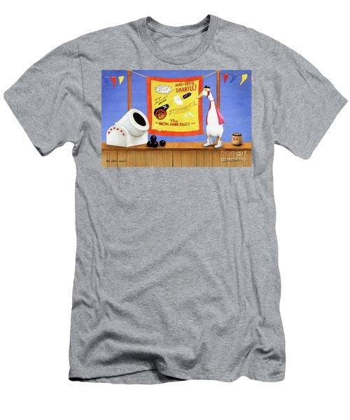 Dare-devil, The Men's T-Shirt (Athletic Fit)