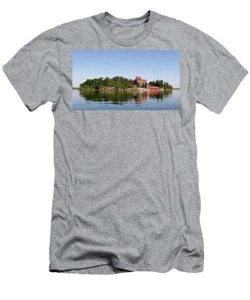 Dark Island Men's T-Shirt (Athletic Fit)