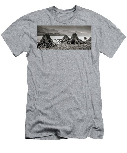 Dark Lake Men's T-Shirt (Athletic Fit)