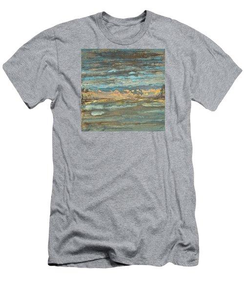 Dark Serene Men's T-Shirt (Athletic Fit)