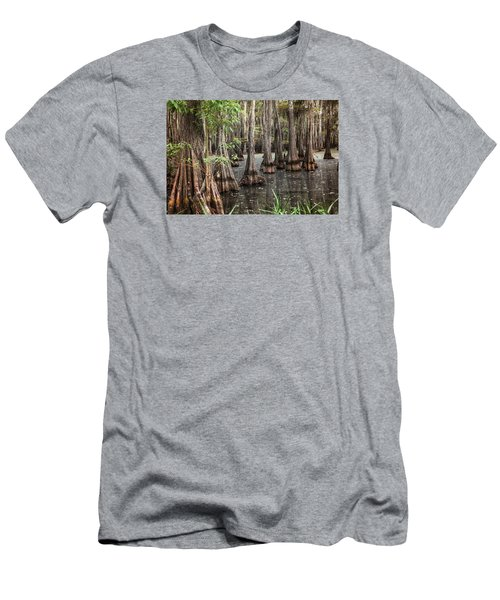 Dark Swamp Men's T-Shirt (Athletic Fit)