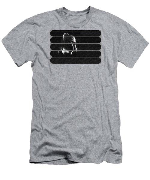 Dark Zylon Men's T-Shirt (Athletic Fit)