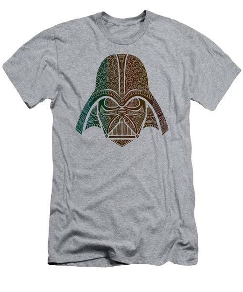 Darth Vader - Star Wars Art - Dark Men's T-Shirt (Athletic Fit)