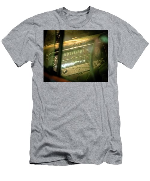 Dashboard Glow Men's T-Shirt (Athletic Fit)