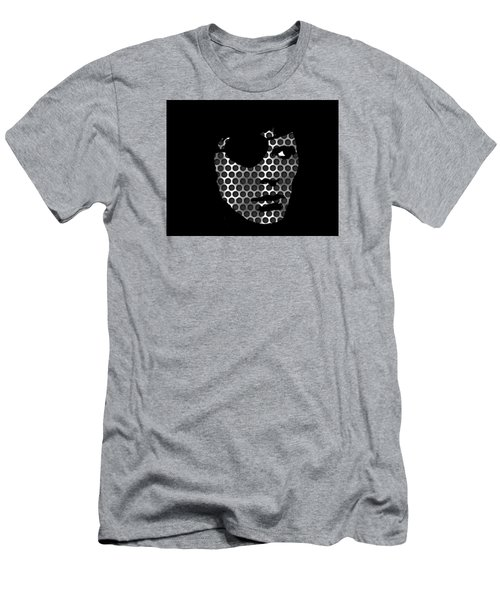David Bowie 2 Men's T-Shirt (Slim Fit) by Emme Pons