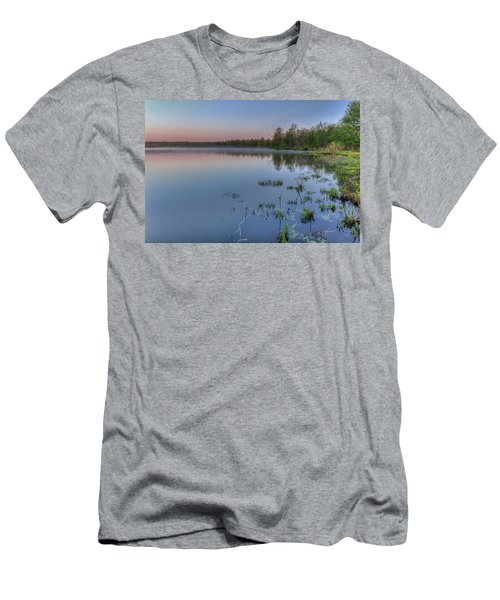 Dawn Over North Bay Men's T-Shirt (Athletic Fit)