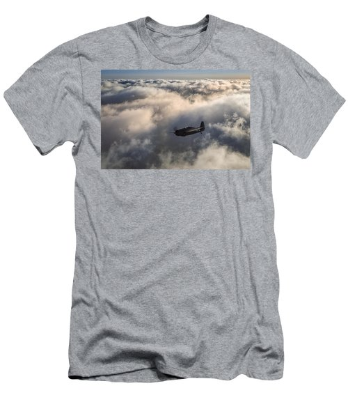 Dawn Patrol Men's T-Shirt (Athletic Fit)