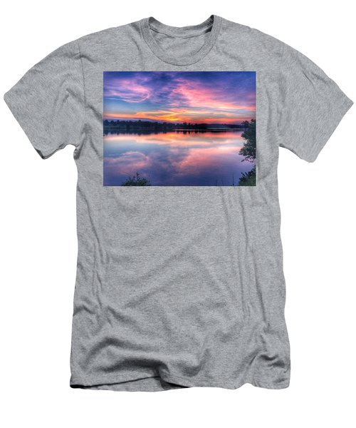 Dawns Early Light Men's T-Shirt (Athletic Fit)