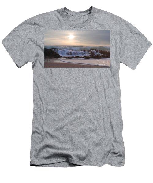 Day Break Paradise Men's T-Shirt (Slim Fit)