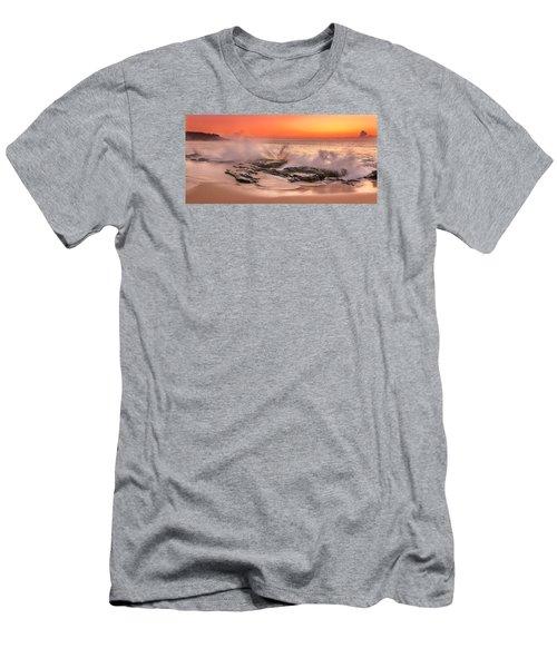 Day Break Men's T-Shirt (Slim Fit) by Racheal Christian