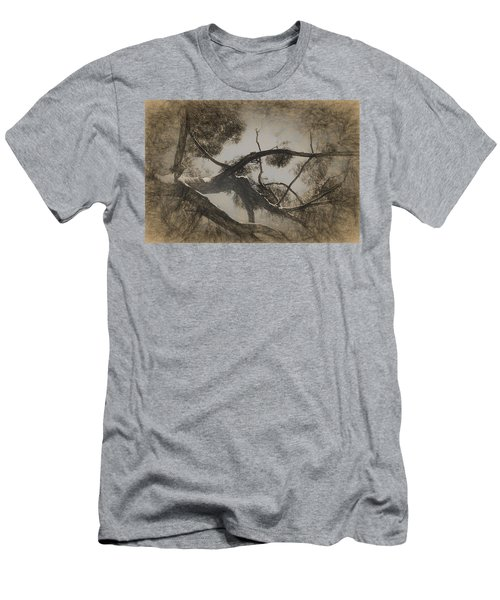 Day Dreaming Men's T-Shirt (Slim Fit) by Ernie Echols