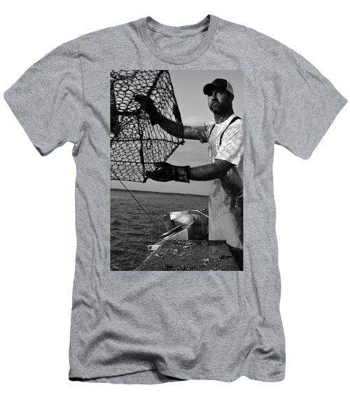Day On The Water Men's T-Shirt (Athletic Fit)