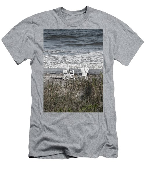 Daydreaming By The Sea  Men's T-Shirt (Athletic Fit)
