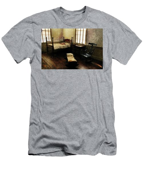 Men's T-Shirt (Slim Fit) featuring the photograph Days Of Old by Jessica Brawley
