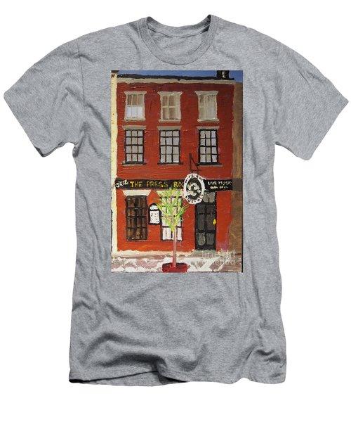 Daytime Press Room Men's T-Shirt (Athletic Fit)
