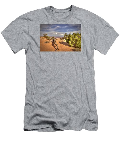 Dead Cedar Canyonlands Men's T-Shirt (Athletic Fit)