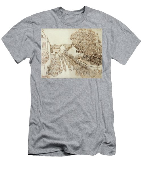 Dead-end Street With Houses, 1890 Men's T-Shirt (Athletic Fit)