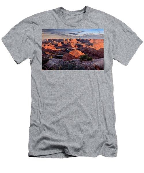 Dead Horse State Park Men's T-Shirt (Athletic Fit)