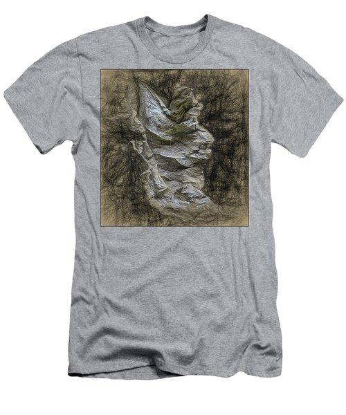 Dead Leaf Men's T-Shirt (Slim Fit) by Vladimir Kholostykh