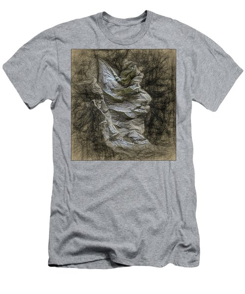 Dead Leaf Men's T-Shirt (Athletic Fit)