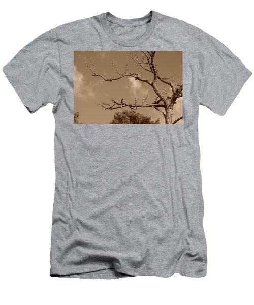 Men's T-Shirt (Slim Fit) featuring the photograph Dead Wood by Rob Hans