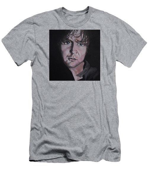 Dean Ambrose Portrait Men's T-Shirt (Athletic Fit)
