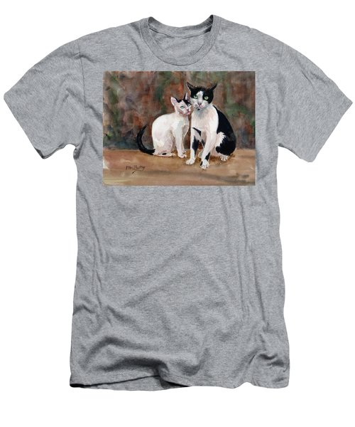 Deano And Sparky Men's T-Shirt (Athletic Fit)