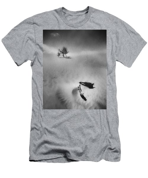 Death Valley 1990 Men's T-Shirt (Slim Fit) by Scott Norris