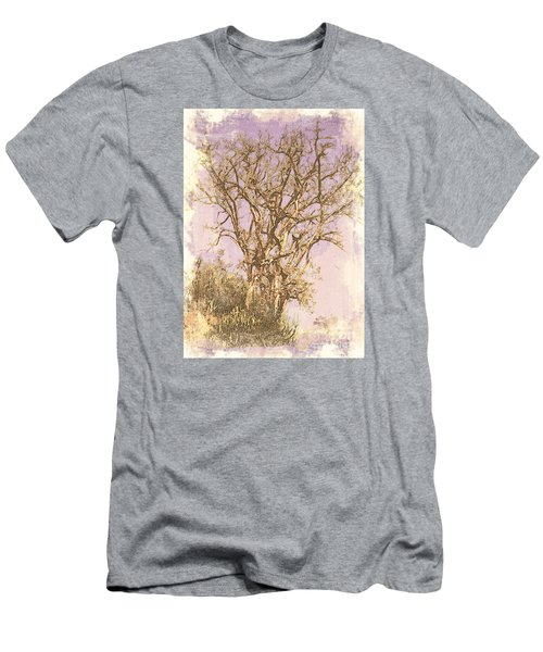Deciduous Men's T-Shirt (Athletic Fit)