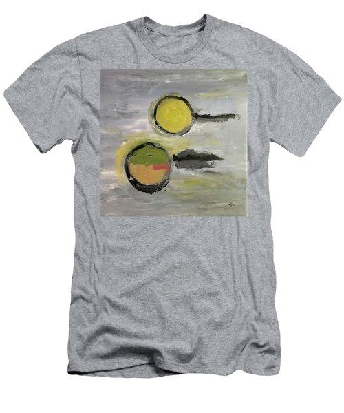 Deconstruction Men's T-Shirt (Athletic Fit)