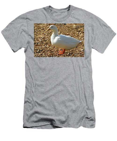 Decorative Duck Series 342717 Men's T-Shirt (Athletic Fit)