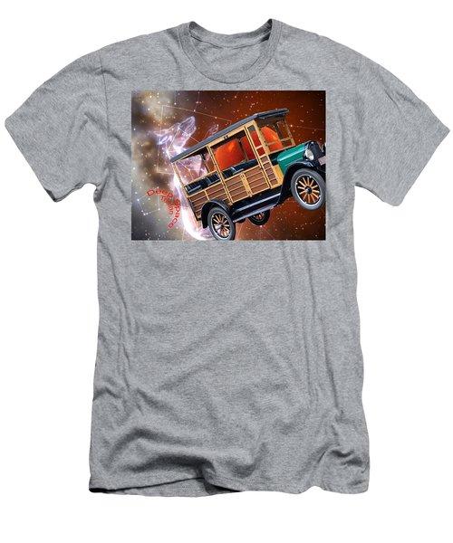 Deep Space Men's T-Shirt (Athletic Fit)