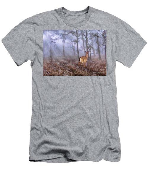 Deer Me Men's T-Shirt (Athletic Fit)