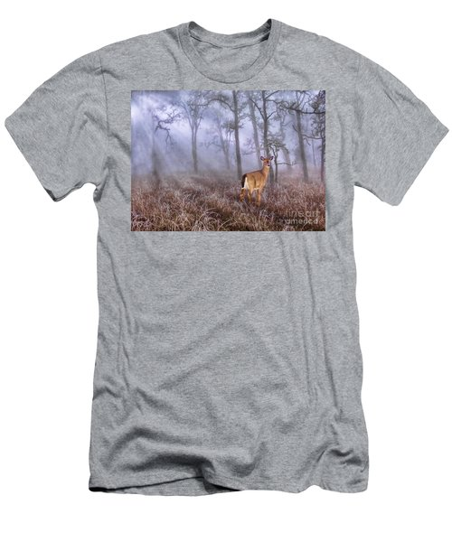 Deer Me Men's T-Shirt (Athletic Fit)