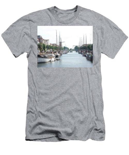 Delfshaven Men's T-Shirt (Athletic Fit)