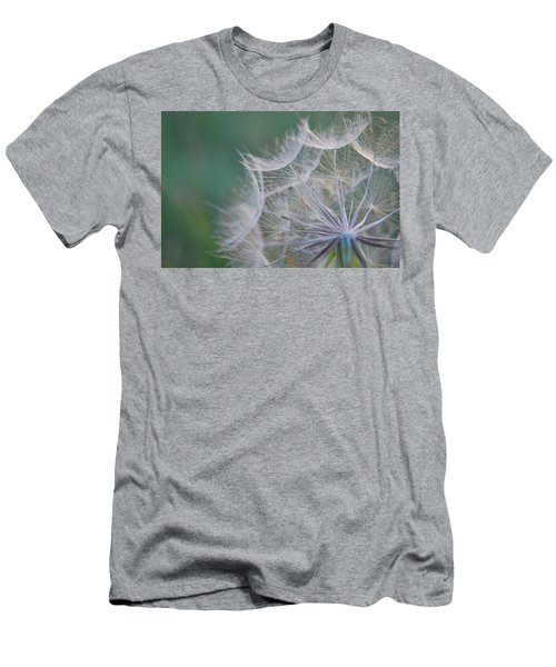 Men's T-Shirt (Athletic Fit) featuring the photograph Delicate Seeds by Amee Cave