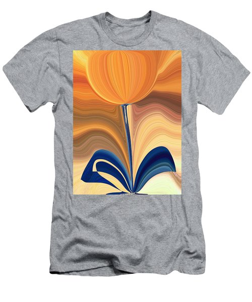 Delighted Men's T-Shirt (Athletic Fit)