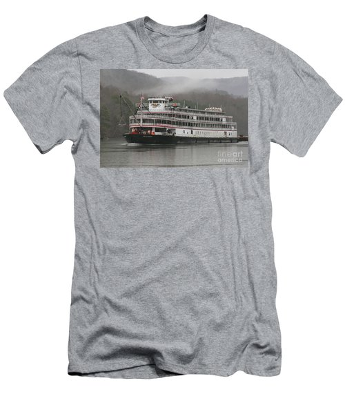 Delta Queen Men's T-Shirt (Athletic Fit)