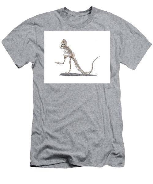 Denvers Dancing T Rex Men's T-Shirt (Athletic Fit)