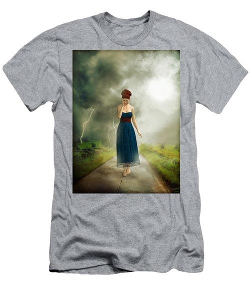 Depression Men's T-Shirt (Athletic Fit)