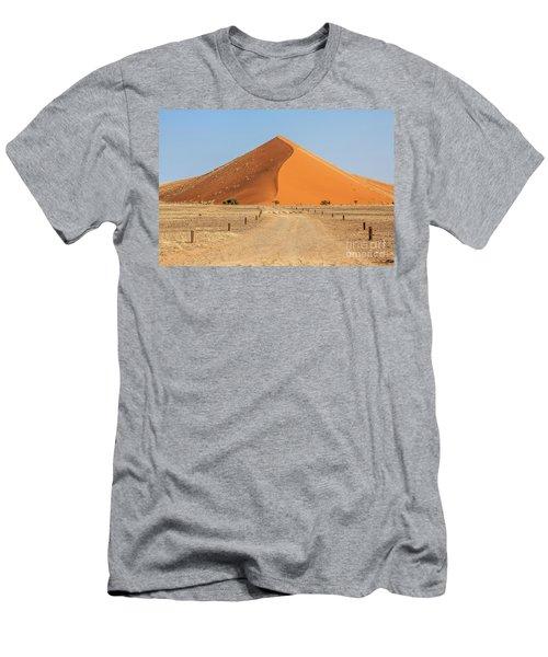 Desert Dune Men's T-Shirt (Athletic Fit)