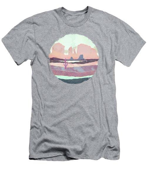 Desert Dusk Light Men's T-Shirt (Athletic Fit)
