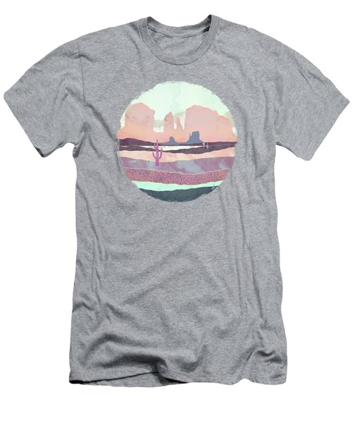 Desert Dusk Light Men's T-Shirt (Athletic Fit)