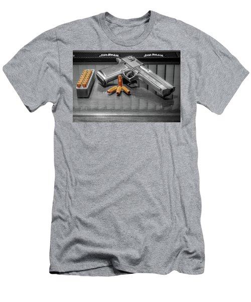 Desert Eagle .50ae Magnum Men's T-Shirt (Athletic Fit)