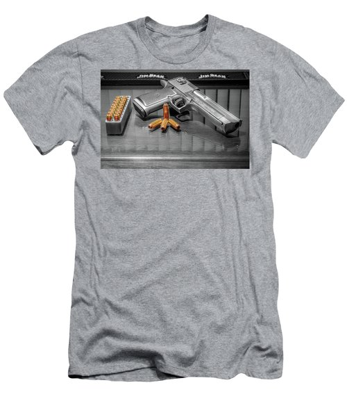 Desert Eagle .50ae Magnum Men's T-Shirt (Athletic Fit)