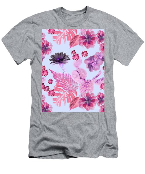 Desert Garden Men's T-Shirt (Athletic Fit)