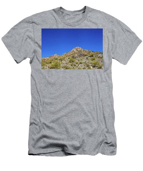 Desert Mountaintop Men's T-Shirt (Athletic Fit)
