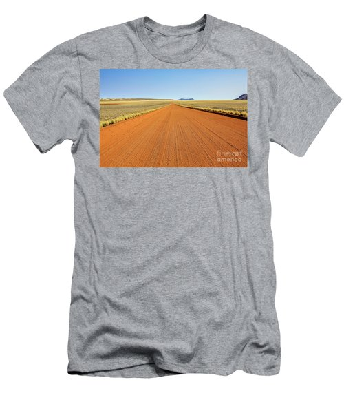 Desert Road Men's T-Shirt (Athletic Fit)