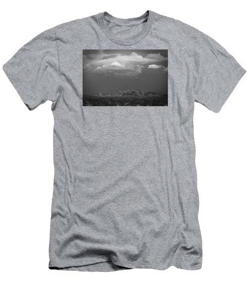 Desert Settlement Men's T-Shirt (Athletic Fit)